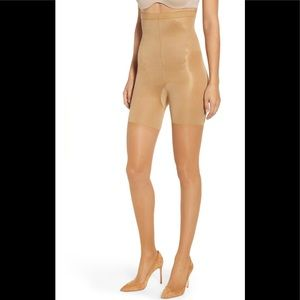 NIB SPANX Firm Believer High Waisted Sheers S5 C
